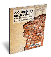 "OTSE 2015 Annual Report ""A Crumbling Institution: Why Ohio Must Fix or End the Death Penalty"""