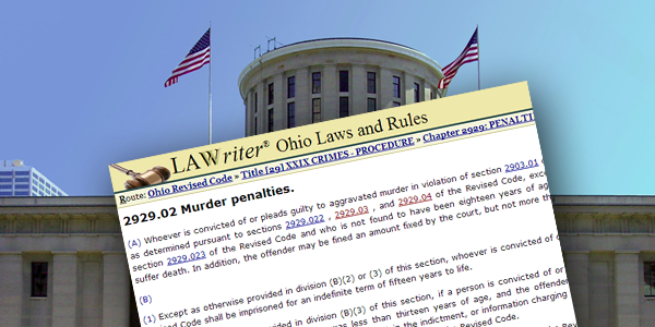 History of Ohio's Death Penalty