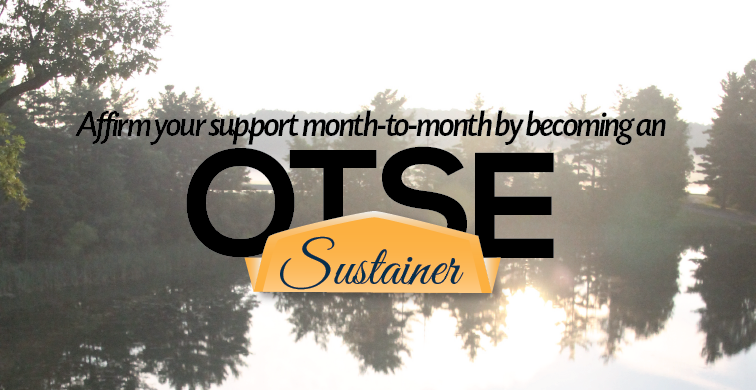 OTSE Sustainer Program