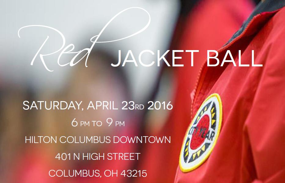 City Year Columbus' 2016 Red Jacket Ball @ Hilton Columbus Downtown   Columbus   Ohio   United States