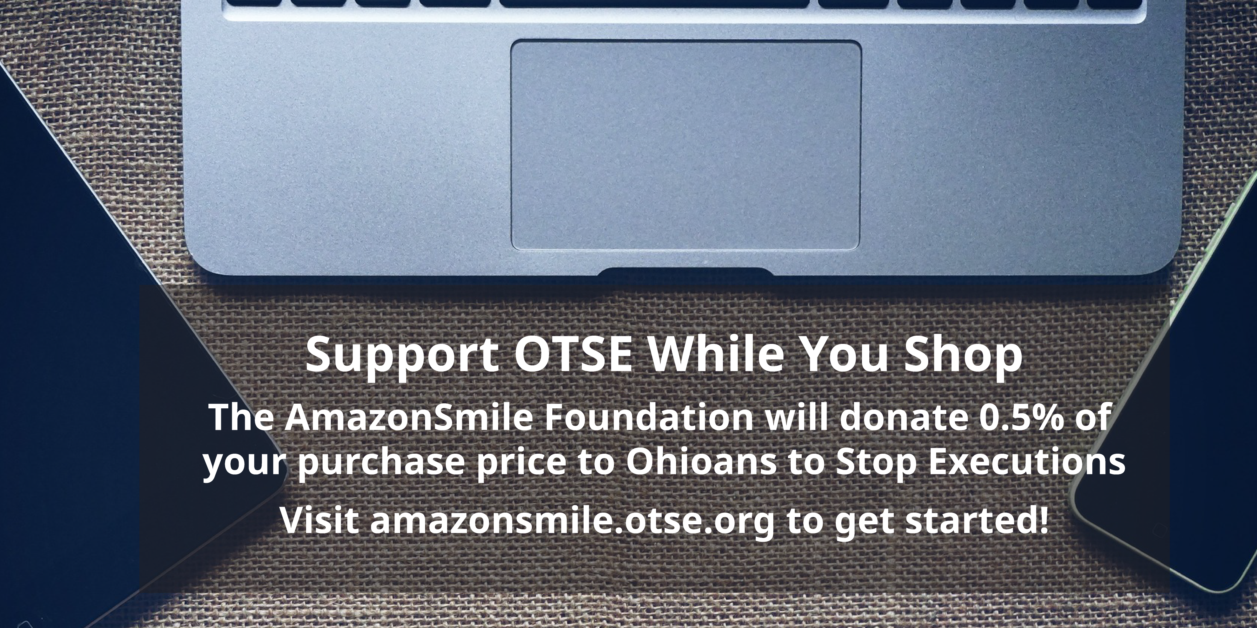 Support OTSE While You Shop!